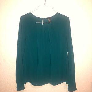 F21 Long sleeve blouse